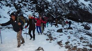 Hiking Tour In Toubkal Mountains