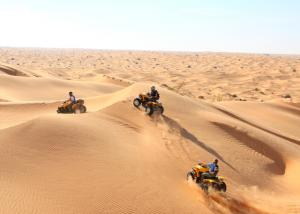 Quad Biking Tour Packages